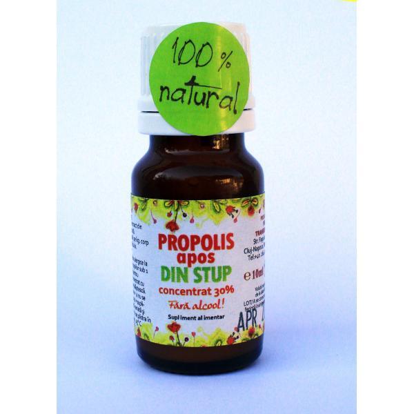 Propolis apos 30 ml - concentractie 30% - Prisaca Transilvania 0