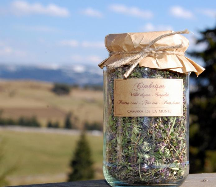 Ceai de cimbrisor 20g - Camara de la munte
