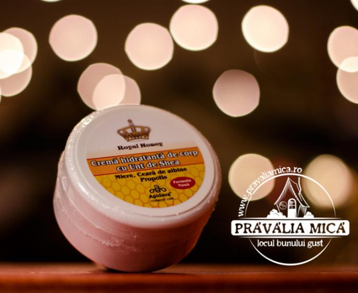 Crema hidratanta de corp 200ml - Apidava