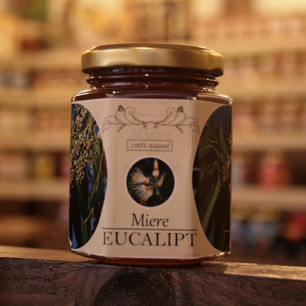 Miere de eucalipt 250g - Prisaca Transilvania