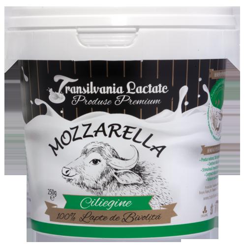 Mozzarella (ciliegine - bile mici) 250g - Transilvania Lactate