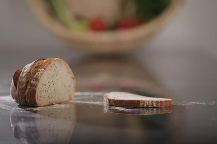 Pâine cu secară si seminte de chimen 600g - MamaPan