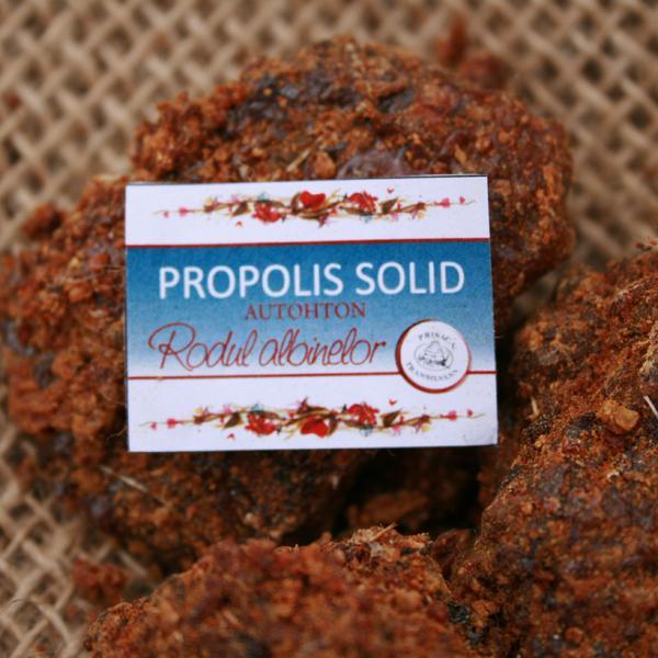 Propolis solid 20g - Prisaca Transilvania