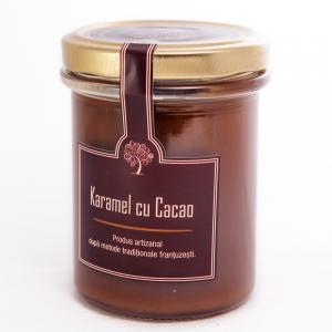 Karamel cu Cacao 200g - Les saveurs d'Yveline