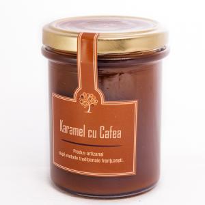 Karamel cu Cafea 200g - Les saveurs d'Yveline