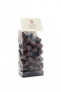 Migdale invelite in ciocolata neagra 100g - Les saveurs d'Yveline