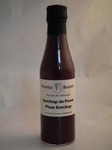 Ketchup de Prune (fara zahar) 200ml - Pivnita Bunicii