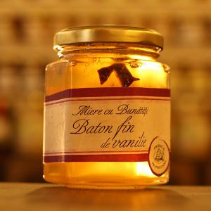 Miere cu vanilie 250g - Prisaca Transilvania
