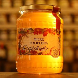 Miere poliflora 950g - Prisaca Transilvania