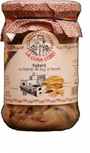 Salata cu bureti de fag 300g - La gura sobei