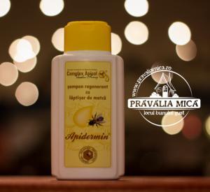 Sampon regenerat cu laptisor de matca 250m - Complex apicoll