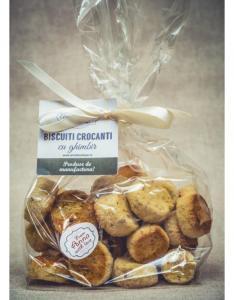 Biscuiti crocanti cu ghimbir 200g - Anna Boutique