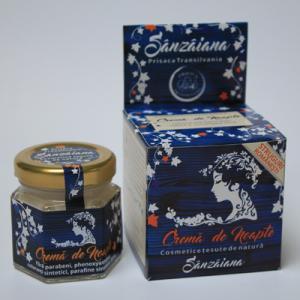 Crema de noapte SANZAIANA 40ml - Prisaca Transilvania